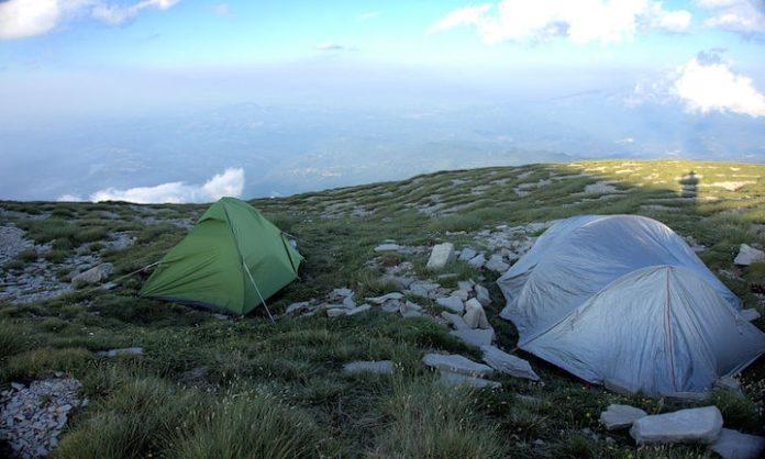 campeggio libero