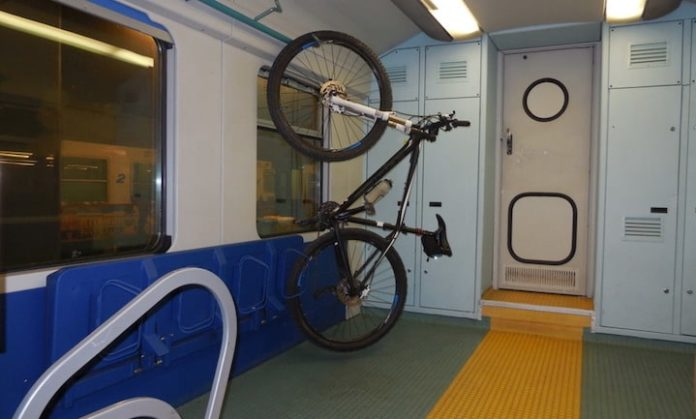trasporto bici in treno