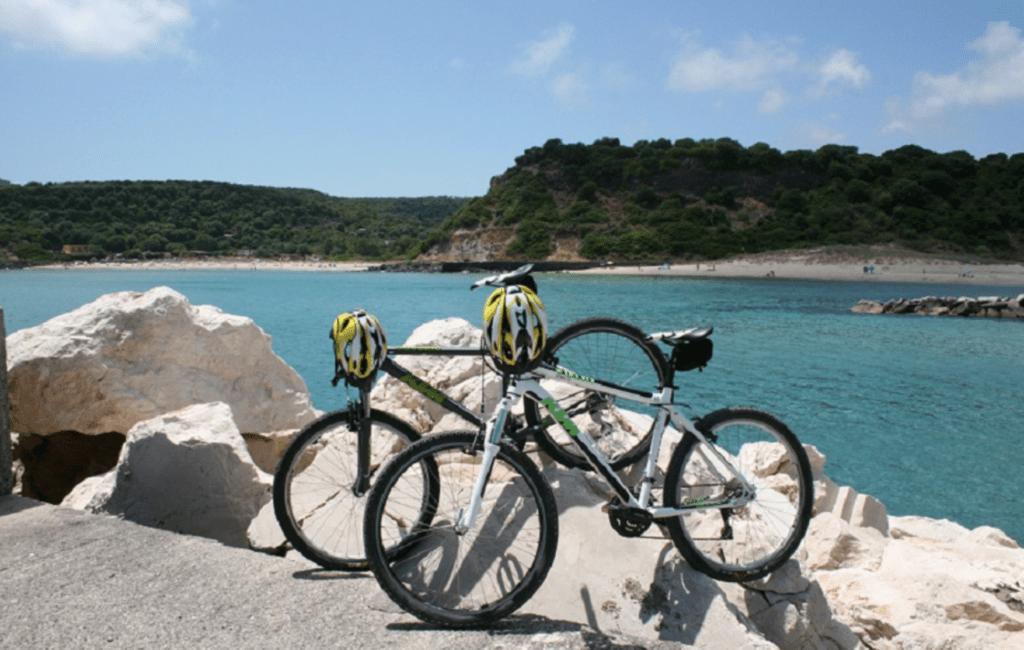 Percorsi in bicicletta in sardegna