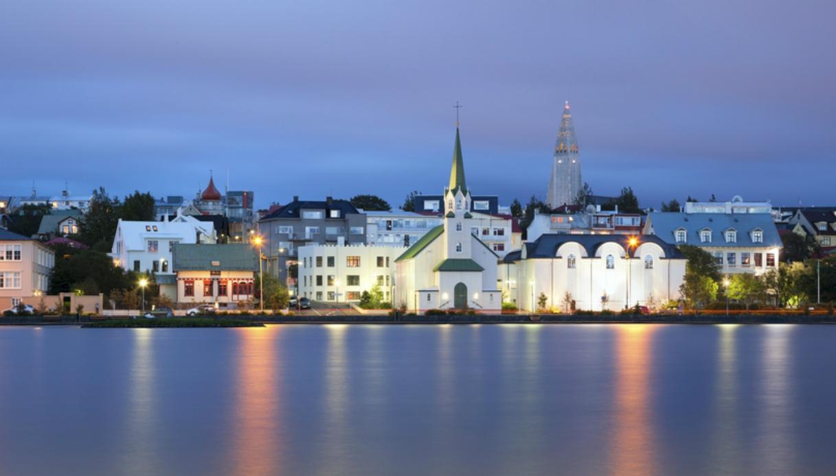 Reykjavik, la capitale dell'Islanda