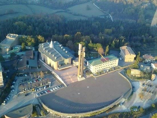 turismo religioso Umbria