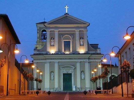 Turismo religioso in Umbria: San Valentino a Terni