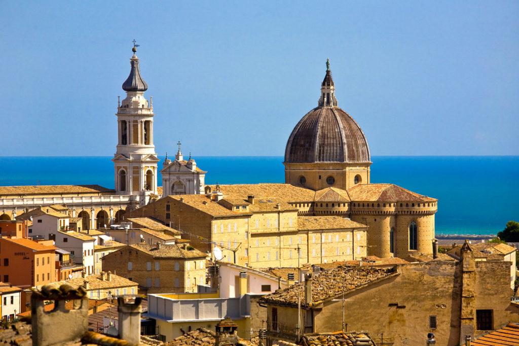 turismo religioso santuario di Loreto