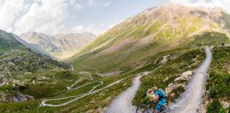 Livigno in mountain bike