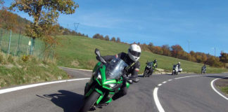 Colli Euganei in moto