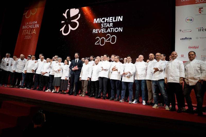 Guida Michelin 2020 tutti i nuovi ristoranti stellati