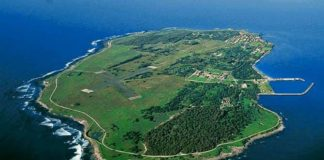 Robben Island a Cape Town