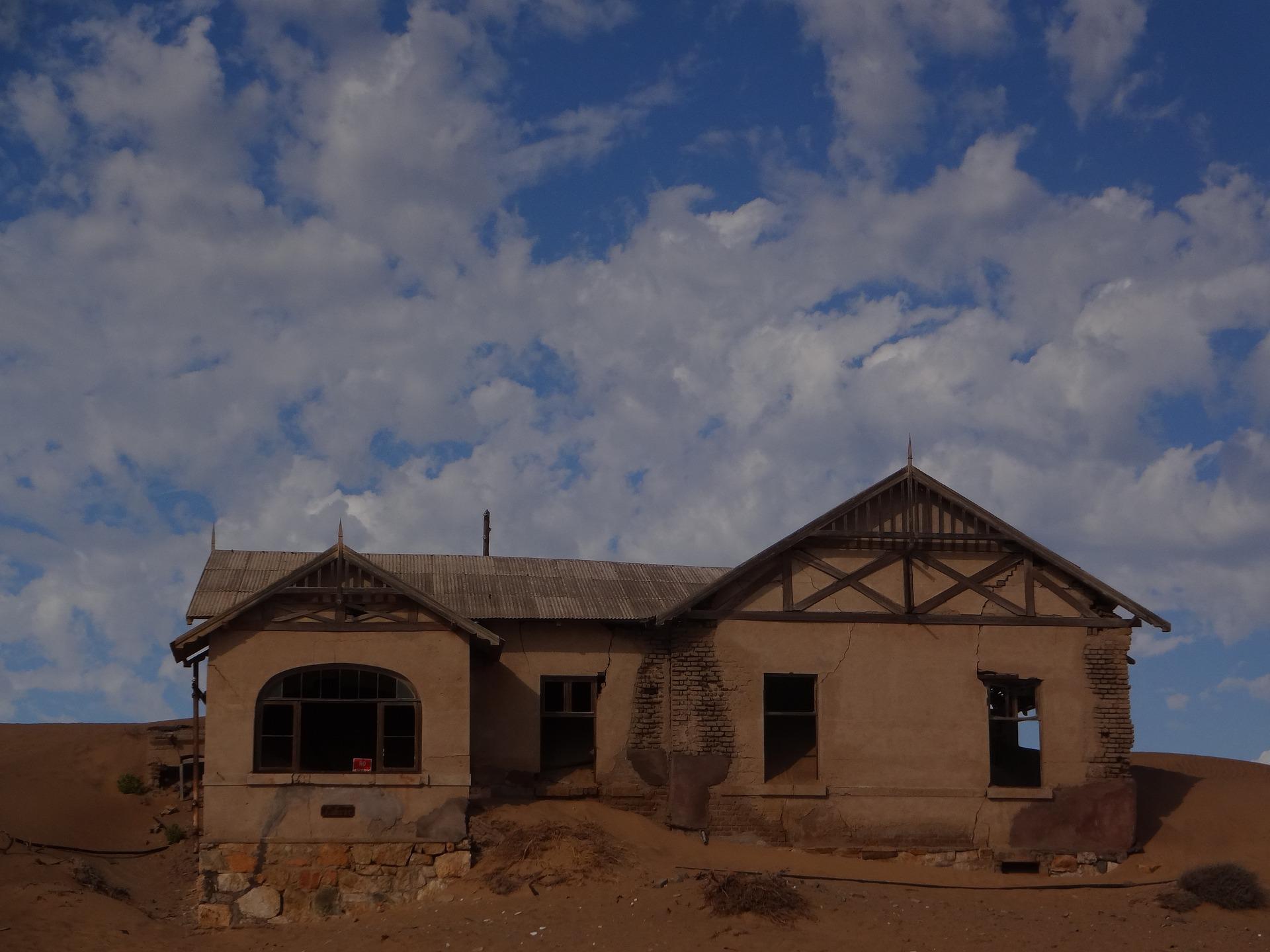 città fantasma di Kolmanskop