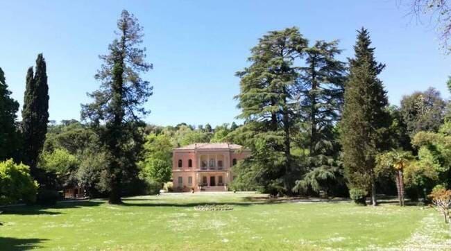 villa Emaldi a Faenza
